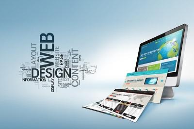 Современный дизайн сайтов.  Где заказать создание?